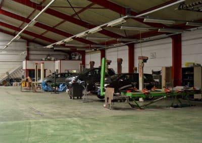 Carrosserie garage duval