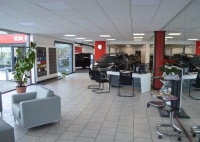 Showroom kia accueil garage duval